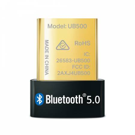 Bluetooth 5.0 USB nano адаптер TP-Link UB500